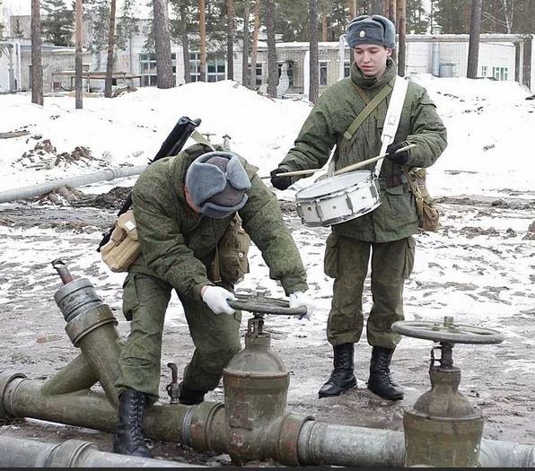 14 января День трубопроводных войск!